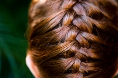 red-head,-braided-hair
